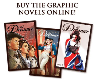 Graphic Novel Volumes 1, 2 and 3 Purchase Online