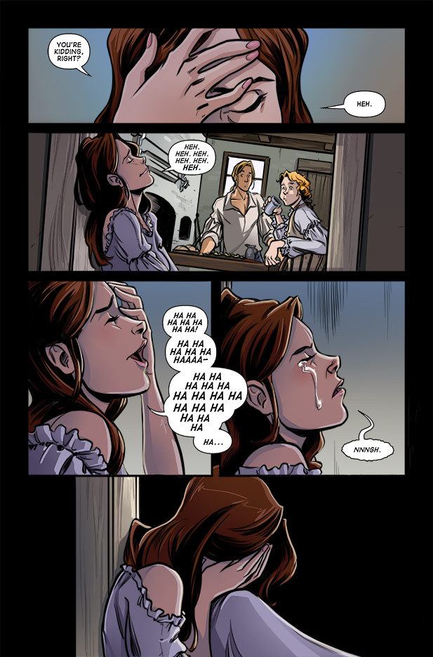 Culper Comic Issue 1 page 9