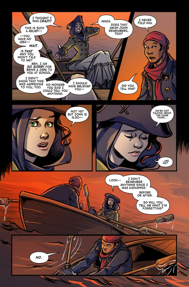 Culper Comic Page 19 Issue 2