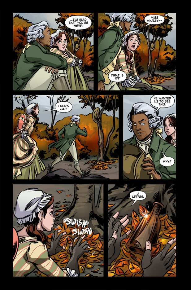 Culper Page 17 Issue 3