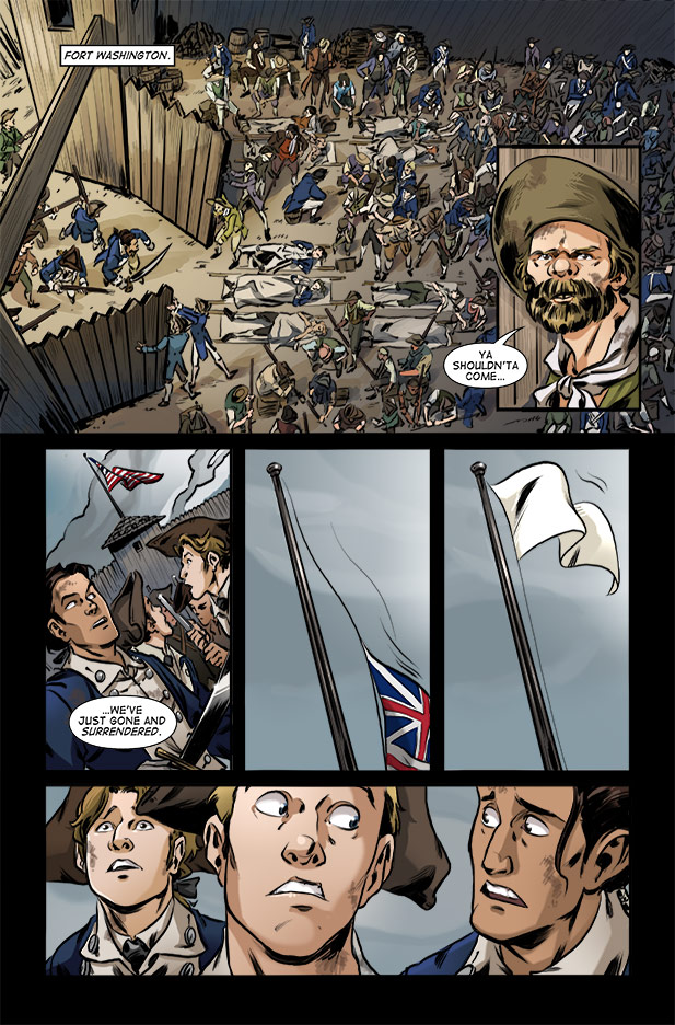 Culper Page 19 Issue 3
