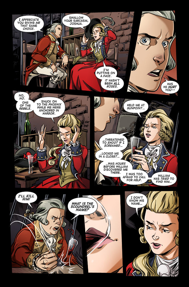 Culper Comic Page 22 Issue 3