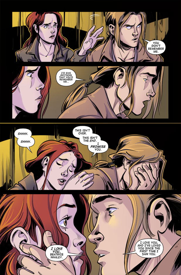 Culper Comic page 31 Issue 3
