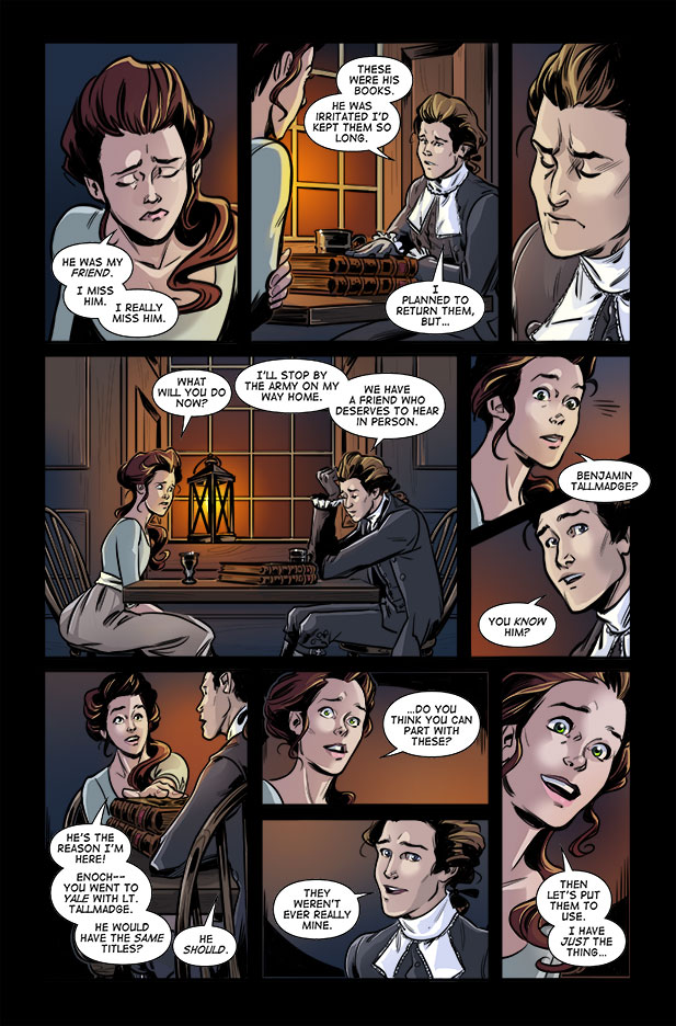 Culper Comic Page 22 Issue 4