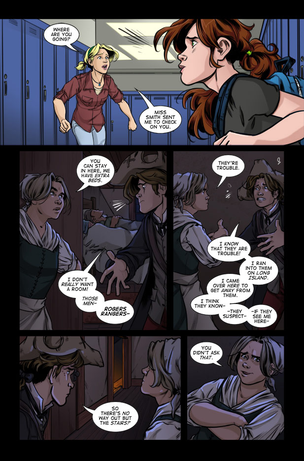 Comic Page 11 Issue 15