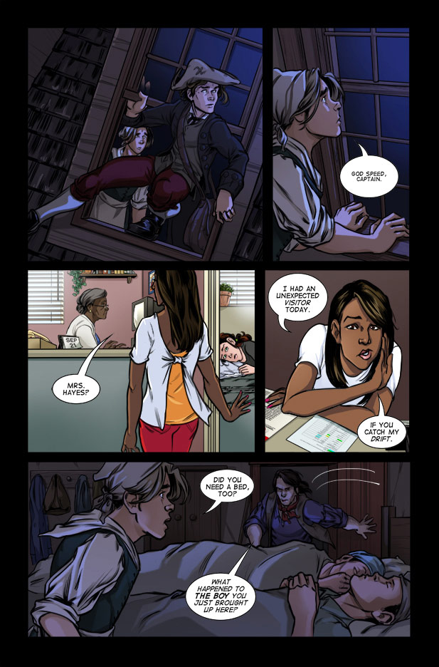 Comic Page 14 Issue 15