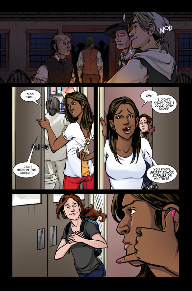 Comic Page 16 Issue 15