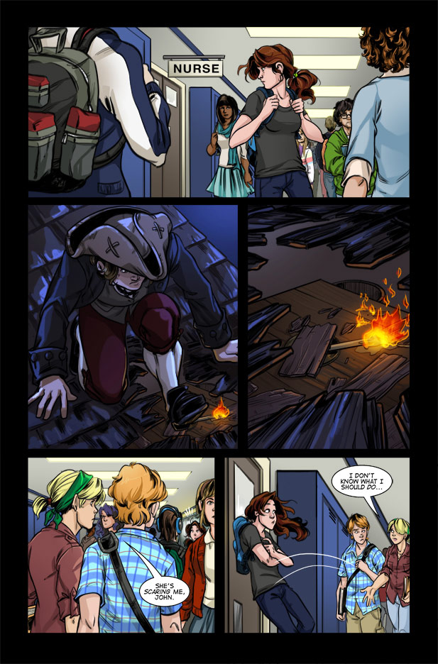 Comic Page 18 Issue 15