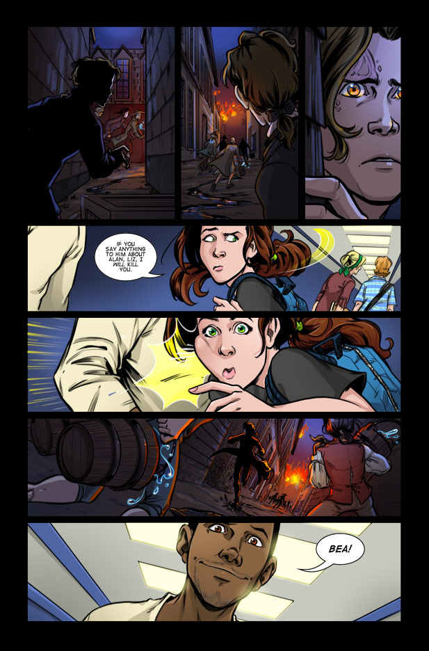 Comic Page 20 Issue 15