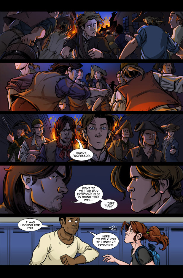 Comic Page 21 Issue 15
