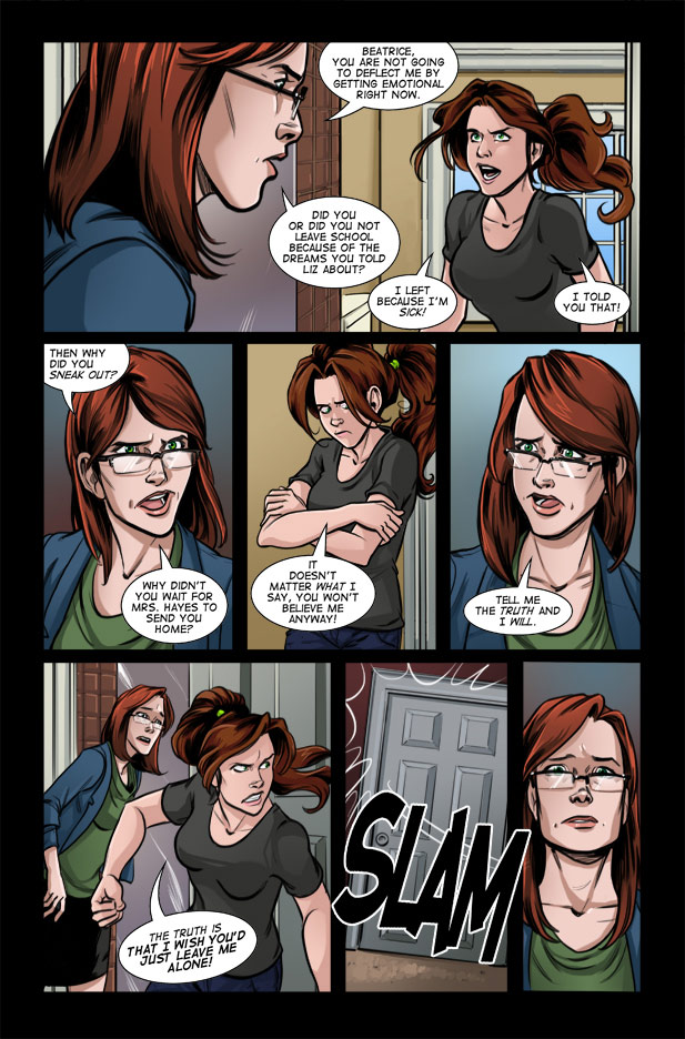 Comic Page 10 Issue 10