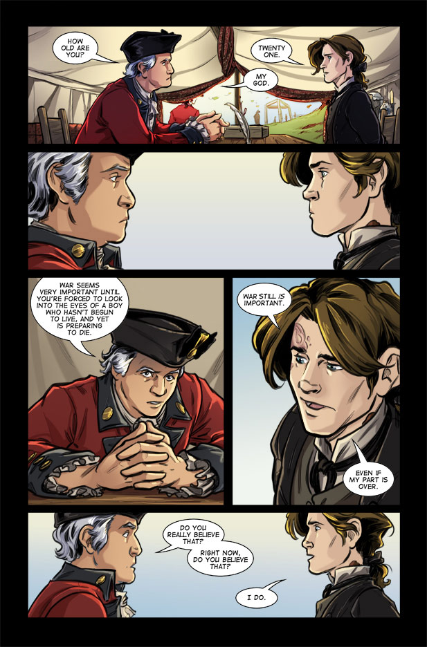 Comic Page 20 Issue 16