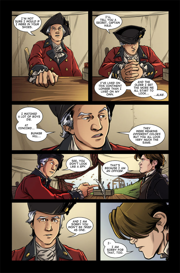 Comic Page 21 Issue 16