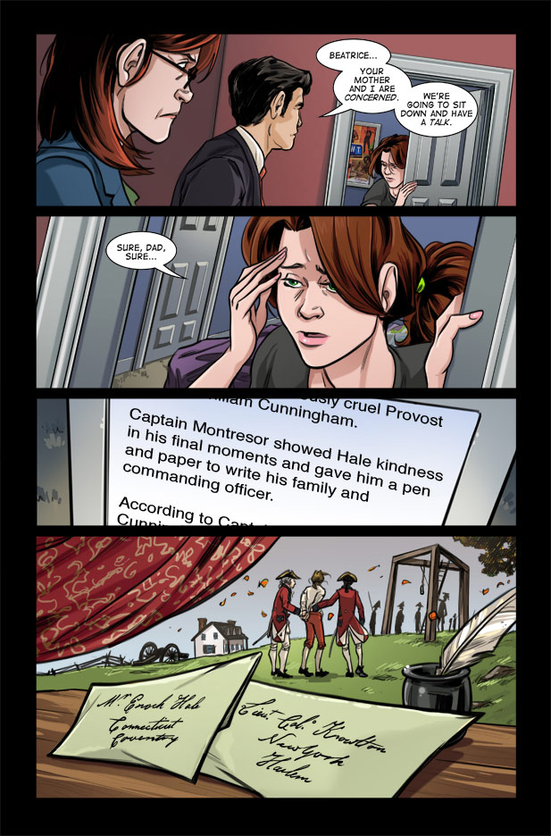 Comic Page 23 Issue 16
