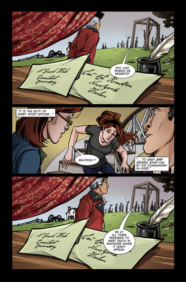 Comic Page 25 Issue 16