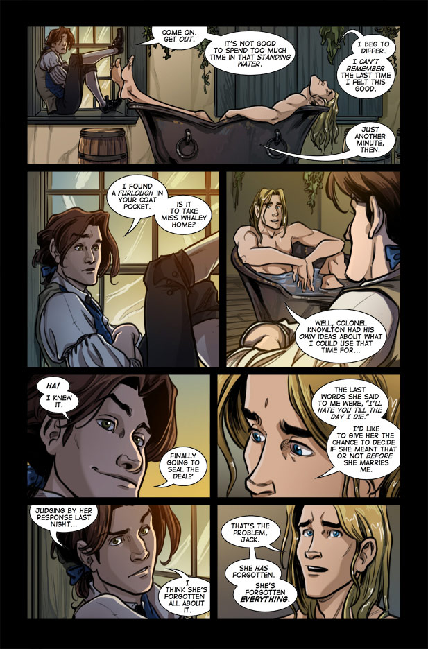 Comic Page 10 Issue 17