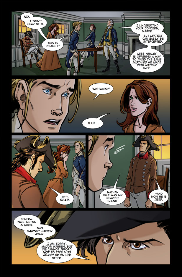 Comic Page 16 Issue 17