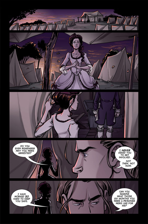 Comic Page 21 Issue 17
