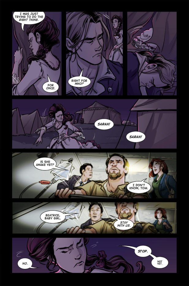 Comic Page 23 Issue 17