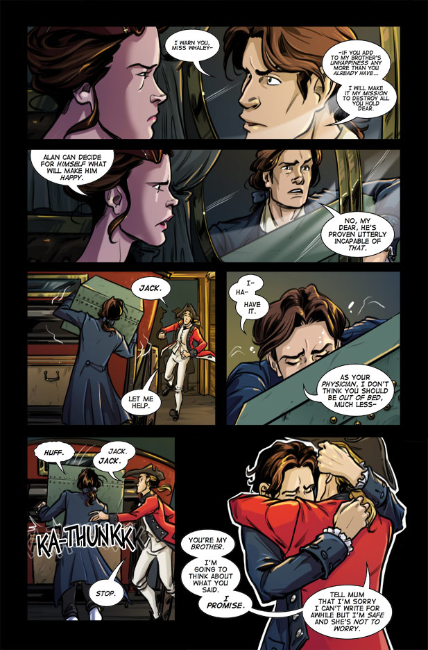 Comic Page 25 Issue 17