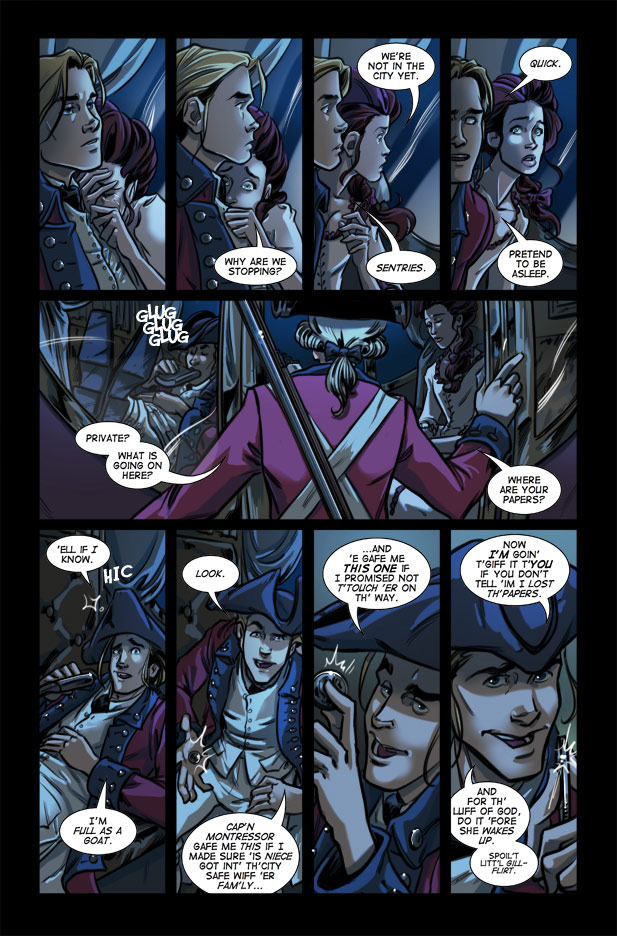 Comic Page 30 Issue 17