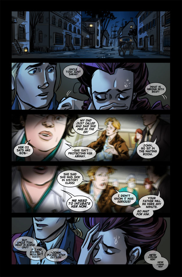 Comic Page 31 Issue 17