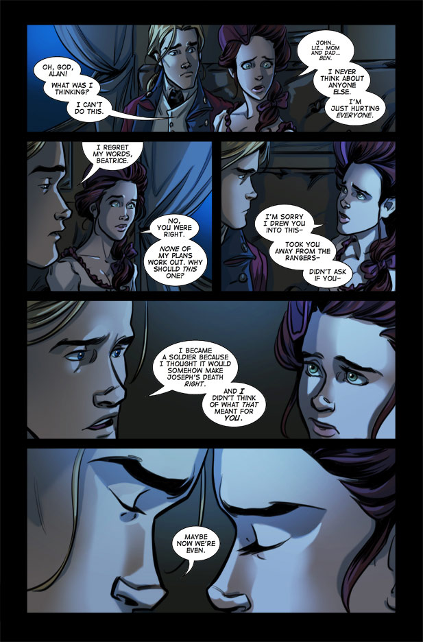 Comic Page 32 Issue 17