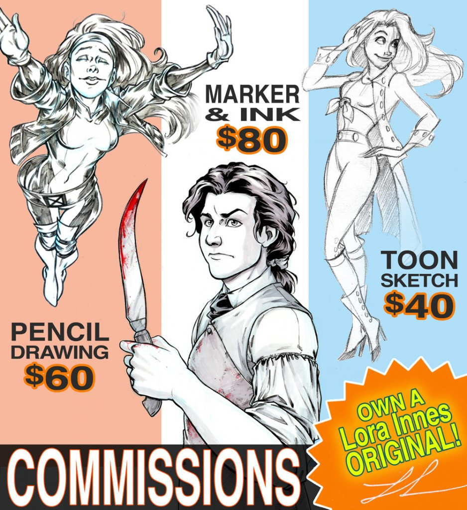Lora Innes Commission Prices