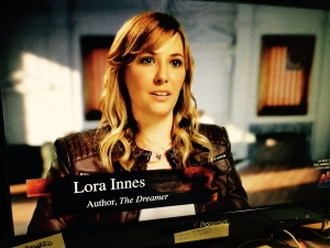 lora innes on American Heroes Channel