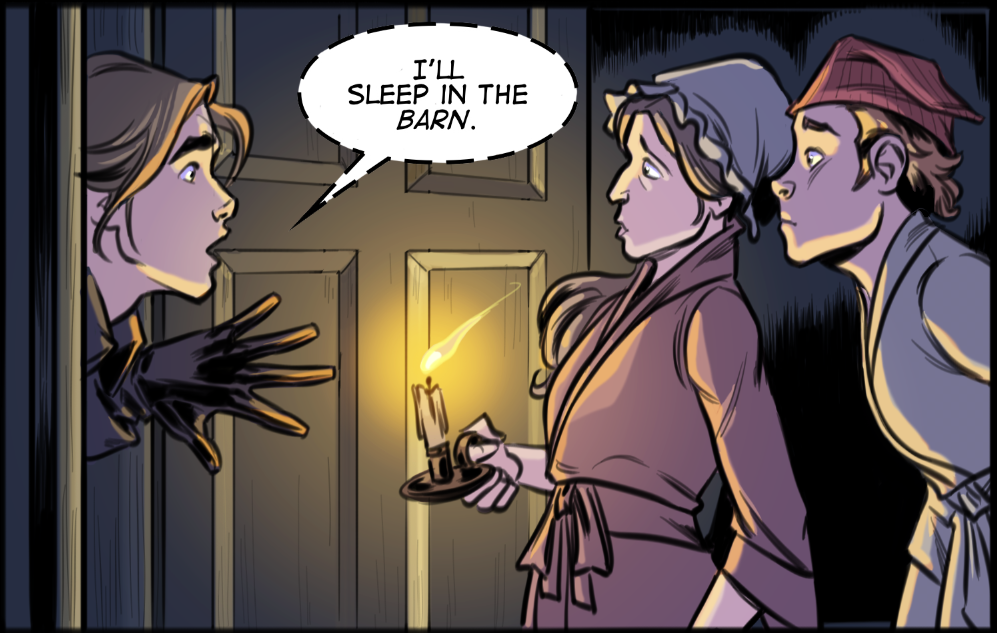 The Dreamer Updated New Pages 2 4 The Barn The Dreamer